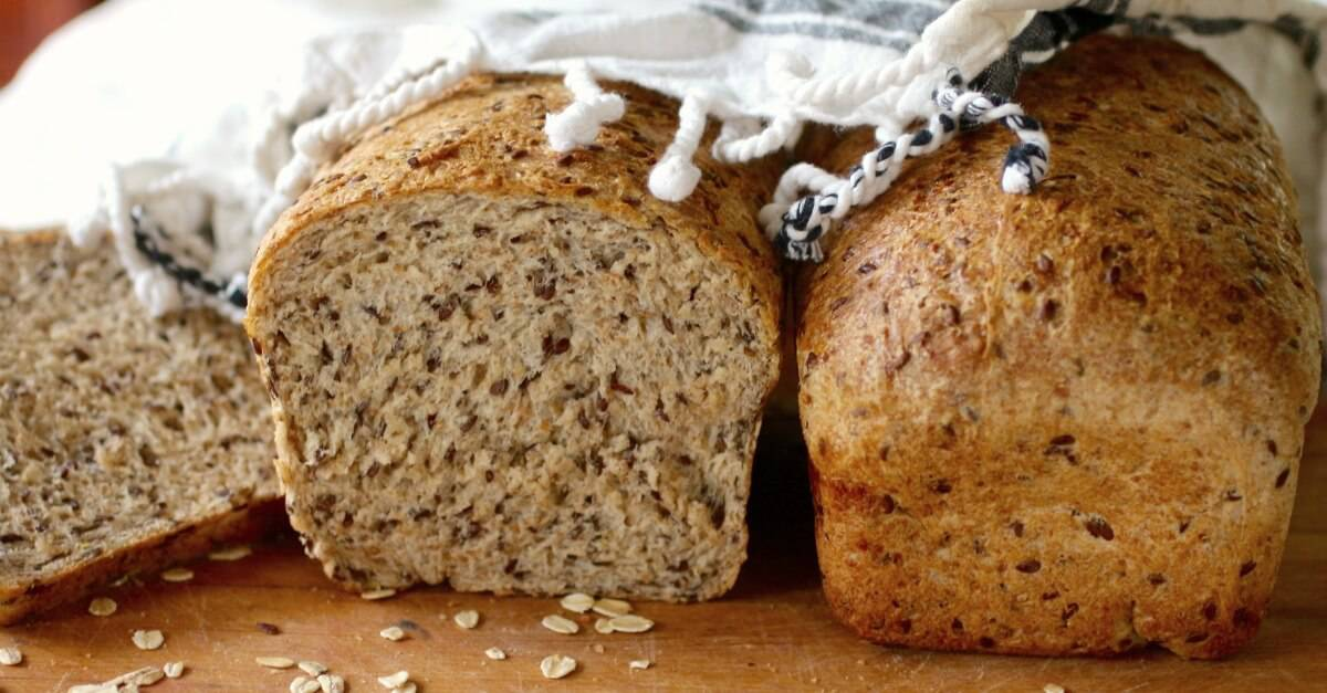 Multi Grain Flaxseed Bread