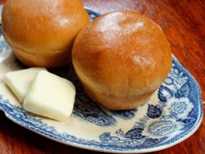 Freezer Dinner Rolls Two Ways