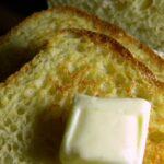 English Muffin Bread: No Knead Toasting Bread