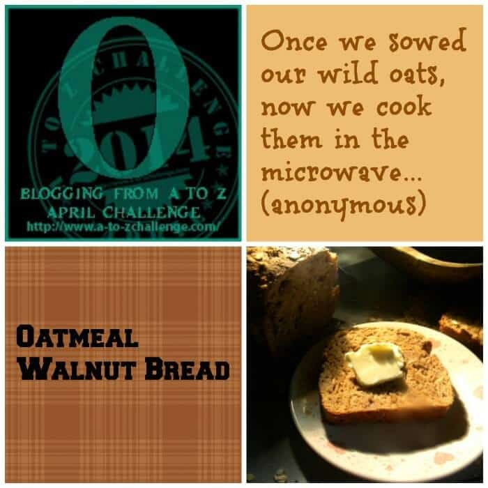 oatmeal walnut bread title