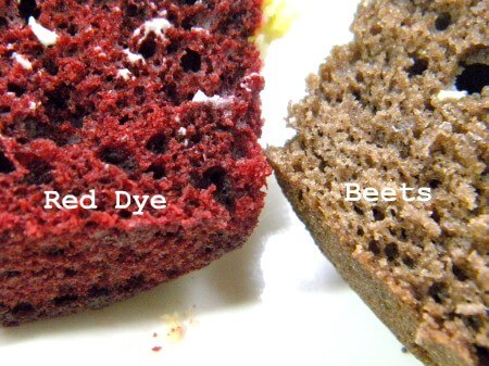 Red velvet beets cake recipe