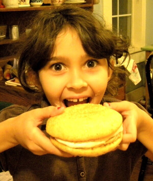 kyries favorite peanut butter whoopie pies
