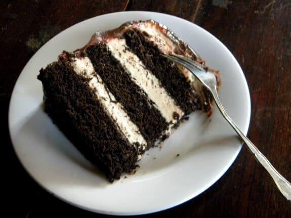 Burnt Sugar Fudge Layer Cake | Restless Chipotle