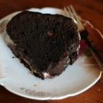 Kahlua Cake from scratch is the best as far as we're concerned! From RestlessChipotle.com