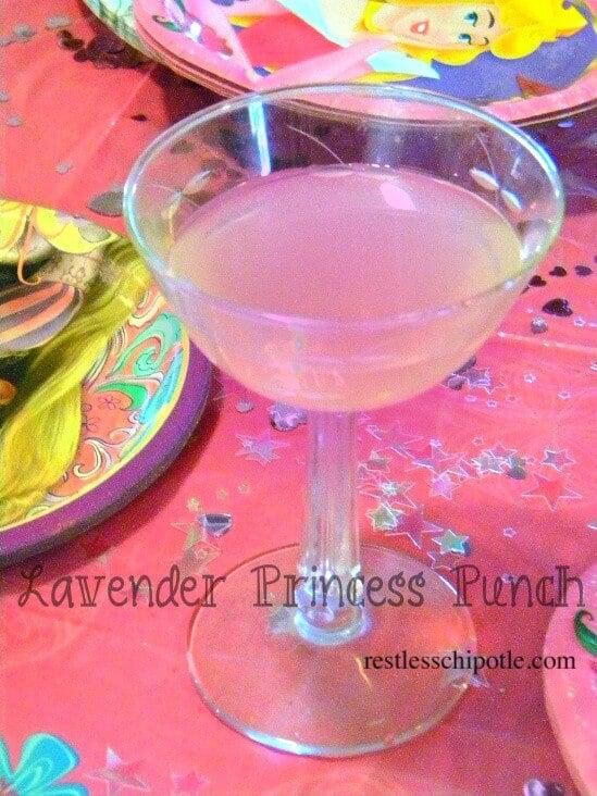 lavender punch