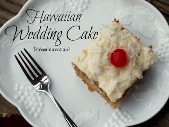 Hawaii Wedding Cake | Hawaiian Wedding Cake That Even Coconut Haters Will Love Restless