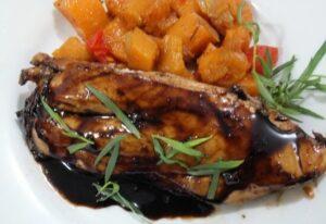 balsamic glazed chicken breast