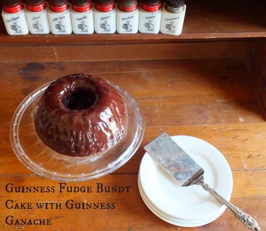 dark ale chocolate bundt
