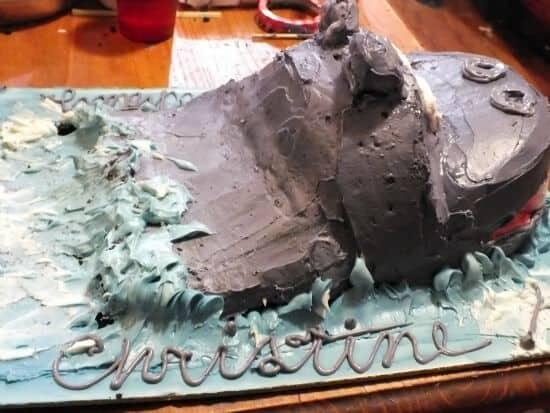 hippo cake
