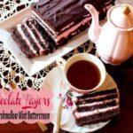 chocolate layer mint