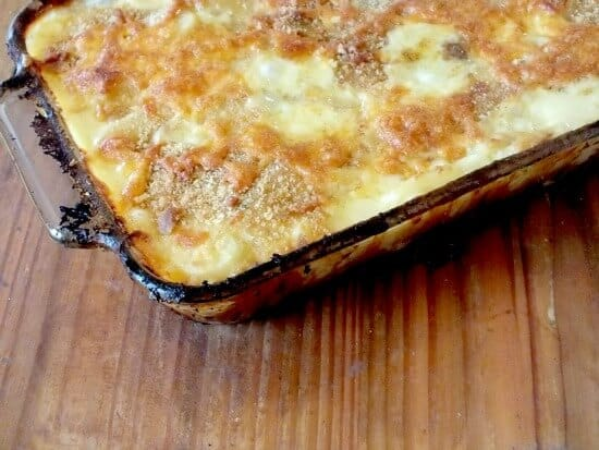 Creamy Potatoes au Gratin | Restless Chipotle