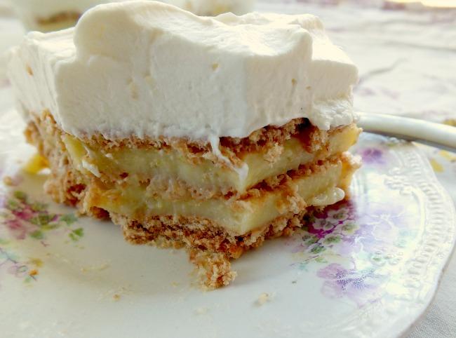 Refrigerator cake recipe