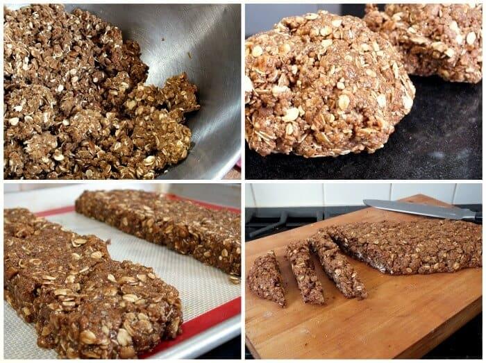 steps to make gingerbread biscotti|restlesschipole.com