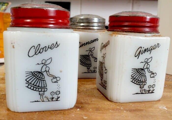 vintage spice jars|restlesschipotle.com