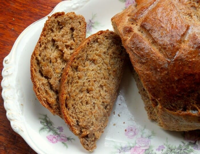 limpa bread loaf