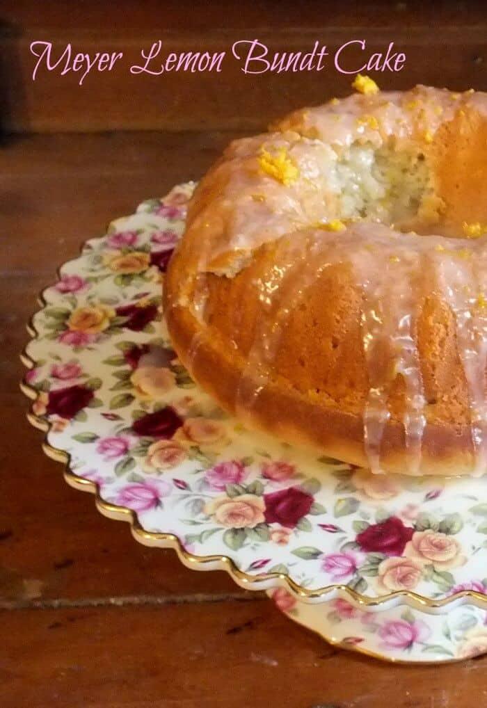 Meyer lemon bundt cake is easy restlesschipotle.com