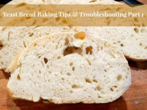 yeast bread baking tips