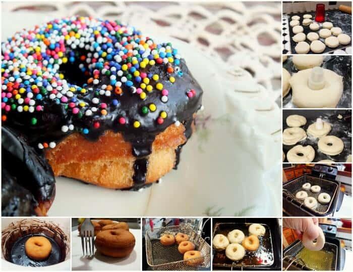 donut making steps|restlesschipotle.com
