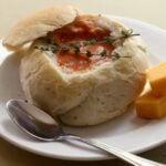 italian bread bowl
