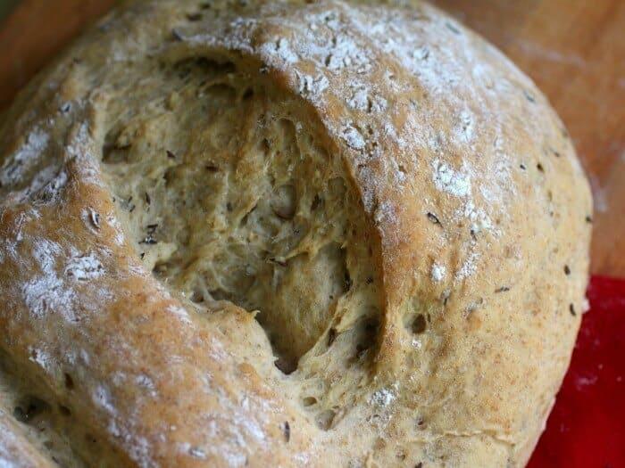 jewish rye bread closeup|restlesschipotle.com