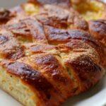 lemon bread is as pretty as it is delcious