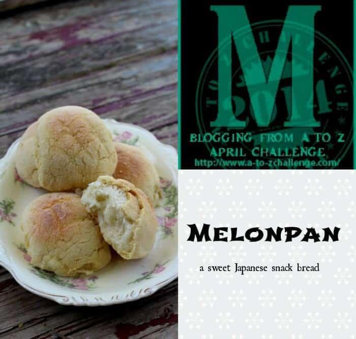 melonpan ssnack bread|restlesschipotle.com