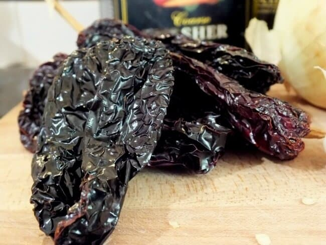 ancho chile peppers|restlesschipotle.com