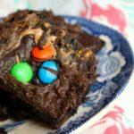 m ms brownies