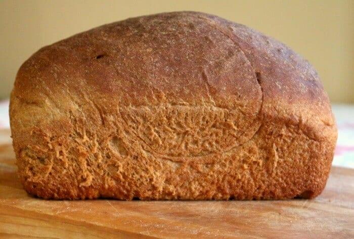 Old Fashioned Molasses Bread Recipe