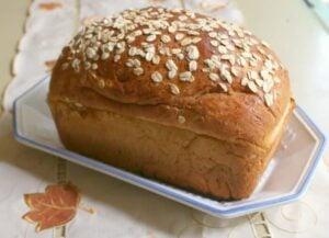 honey oatmeal bread loaf|restlesschipotle.com
