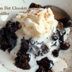 mexican chocolate cobbler