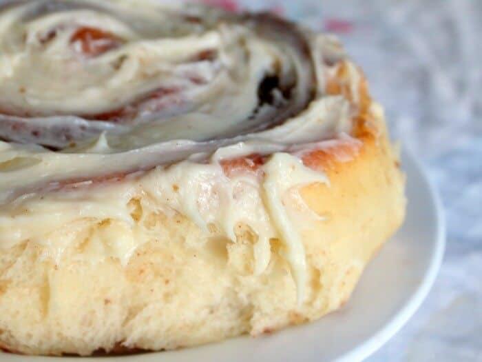 gooey cinnabon icing for cinnamon rolls|restlesschipotle.com