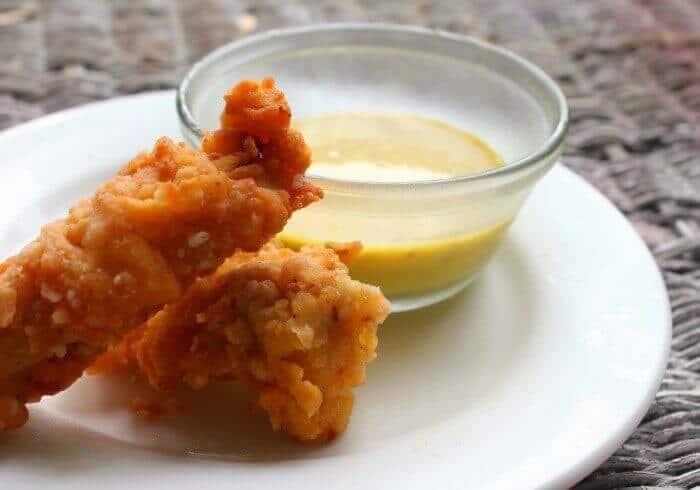 copycat popeyes chicken strips restless chipotle - Popeyes Louisiana Kitchen Spicy Chicken Breast