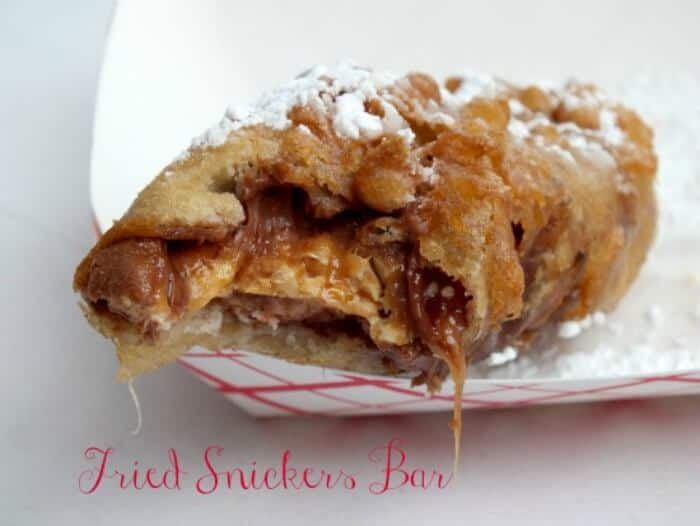 deep fried snickers bars|restlesschipotle.com