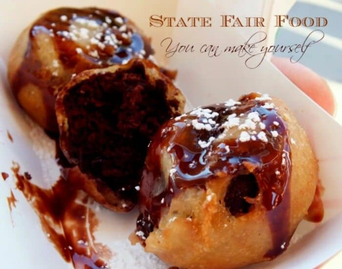 10 Texas State Fair Foods you can make yourself
