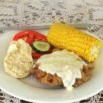 chicken fried steak dinner from restlesschipotle.com