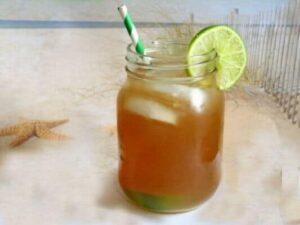 long island iced tea in a mason jar feature image