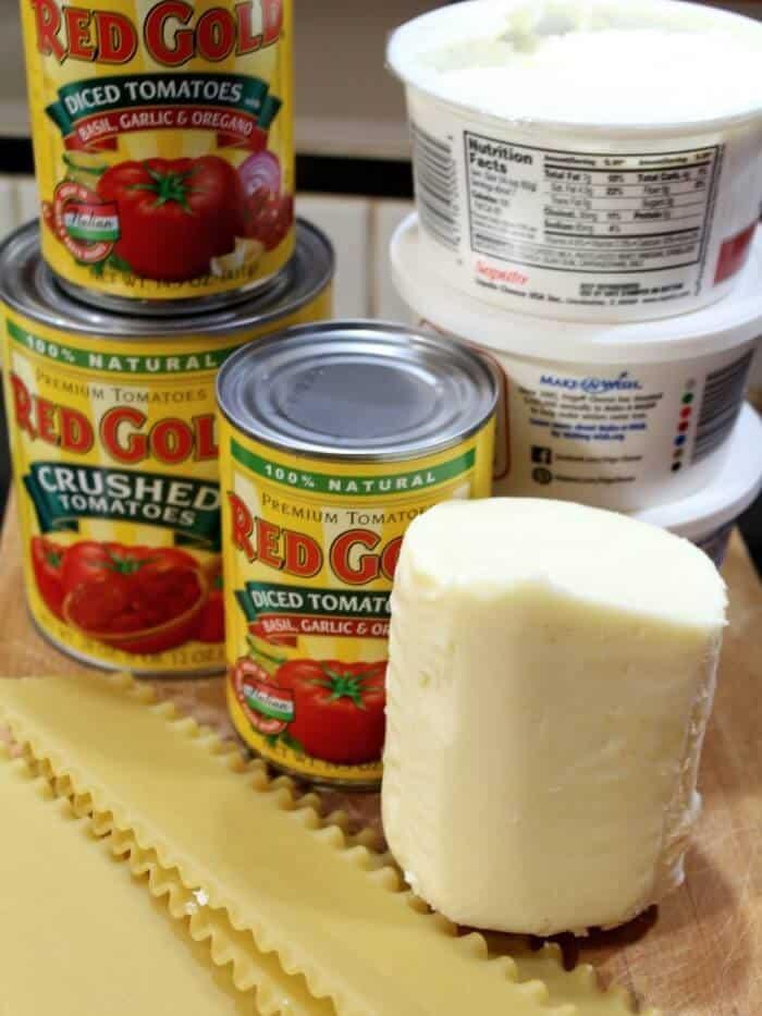 ingredients for classic lasagna restlesschipotle.com
