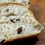 kalamata olive bread horizontal