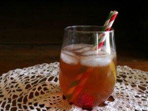 irish redhead cocktail horizontal
