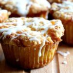 peach muffins horizontal