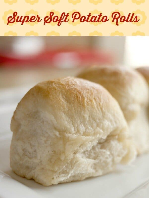 super soft potato rolls are just like you remember -- squishy, mild, and so light they almost float. Restlesschipotle.com