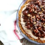 Texas Flood Pie like Mississippi Mud Pie only bigger and better! Restlesschipotle.com