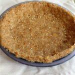 no bake crumb crust horizontal