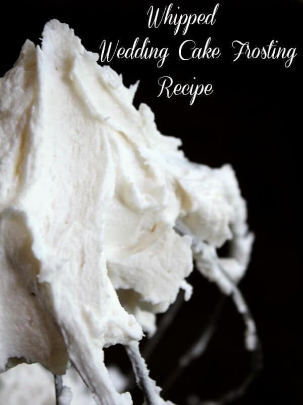 Cake Decorating Whipped Cream Frosting Recipe : Whipped Wedding Cake Frosting Recipe Restless Chipotle