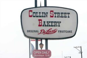 I visited Collin Street Bakery in Corsicana Texas and got a behind the scenes look!