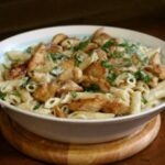 Grilled chicken Alfredo is a quick and easy meal when you start with chicken that has already been grilled. Restlesschipotle.com