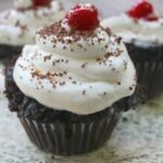 black forest cupcakes feat