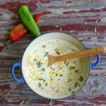 hatch chili corn chowder feat