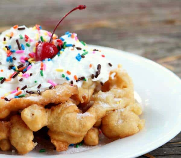 How To Make The Best Funnel Cake